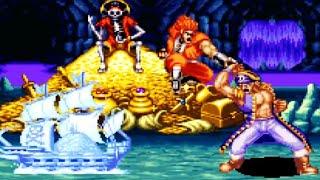 World Heroes 2 (SNES) Playthrough - NintendoComplete