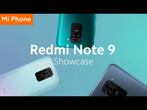 #RedmiNote9: Design