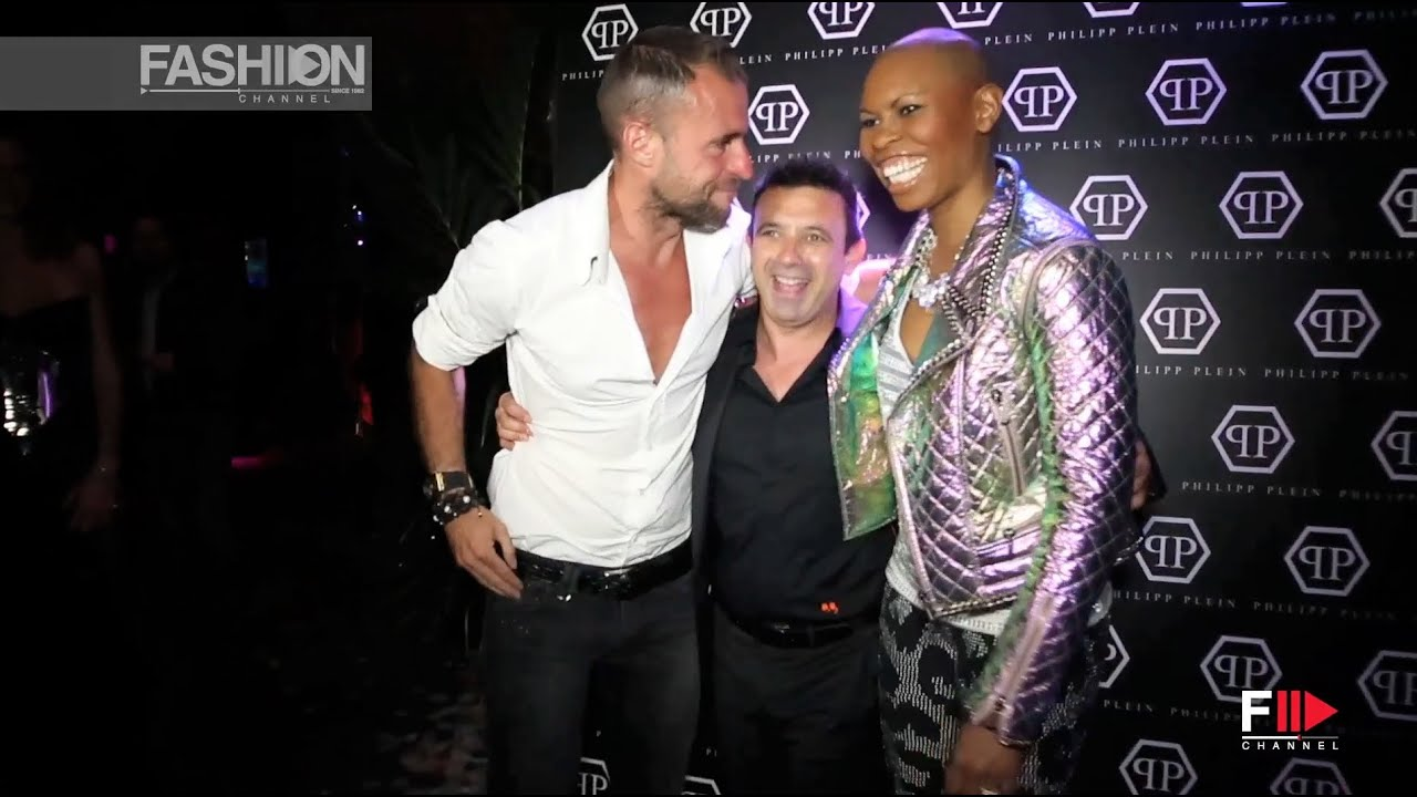 1aa1862705 BOOM BOOM ROOM by PHILIPP PLEIN Opening Party in Monte Carlo - YouTube