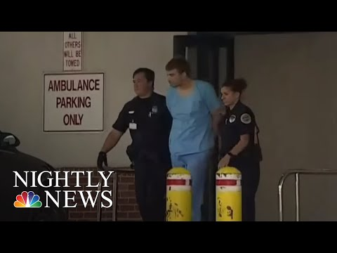 Waffle House: Suspect In Killing Of Four Taken Into Custody After Manhunt   NBC Nightly News