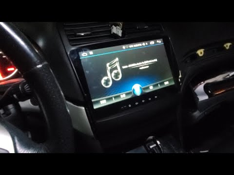 Going From A Stock Tsx Stereo To An Aftermarket 10' Android Deck? Heres How To Do It.