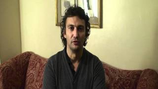 Jonas Kaufmann's message for Angela Gheorghiu on the occasion of Tosca relay in Bucharest