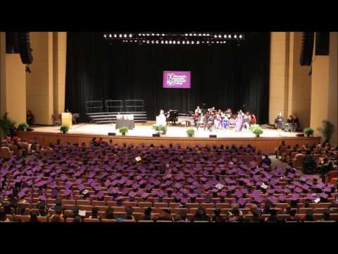 2016 Motivating Graduation Speech - Minneapolis Community and Technical College