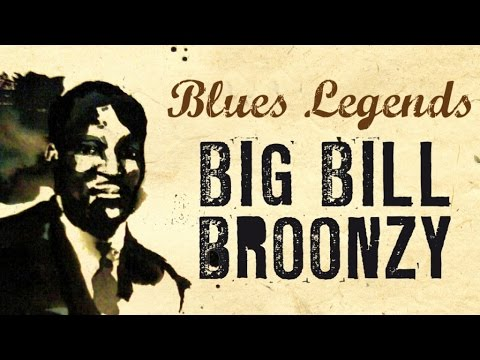 Big Bill Broonzy - The Voice of a Blues Pioneer