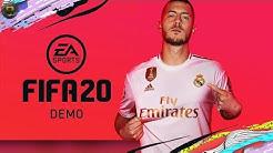 FIFA 20 DEMO! 😍 FIRST LOOK w/ VOLTA & ANSTOSS GAMEPLAY! 🔥 | GERMAN/DEUTSCH | FIFA 20