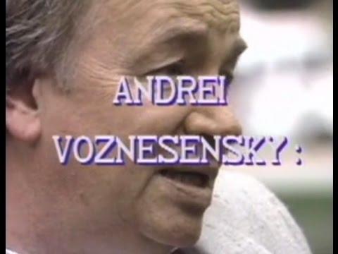 Writers Uncensored: Andrei Voznesensky: Enemy of the Status Quo