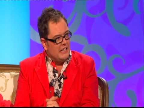 Comedian Alan Carr Interview (1/2) FUNNY!