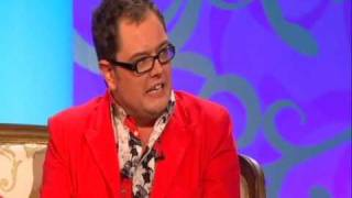 PART 2 IN VIDEO RESPONSE Comedian Alan Carr being interviewed on th...