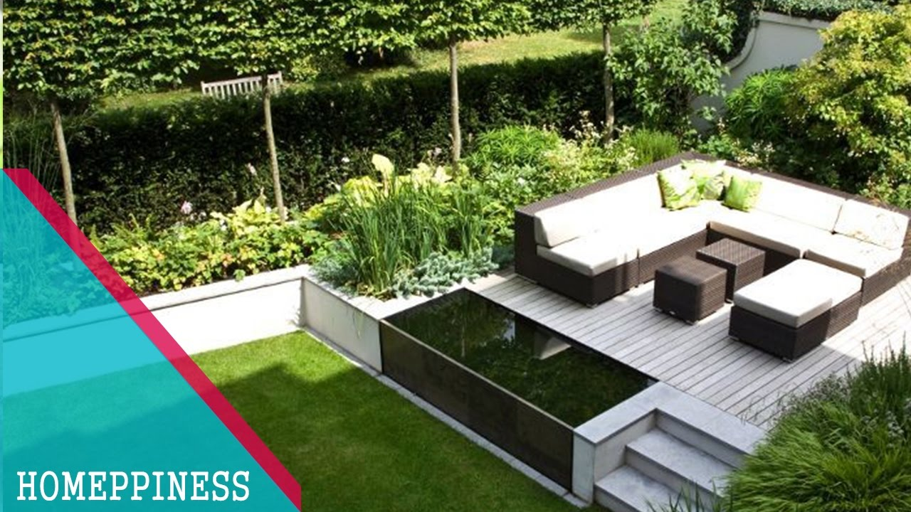 (NEW DESIGN 2017) 25+ Minimalist Garden Ideas for Modern ... on Home Backyard Ideas id=52812
