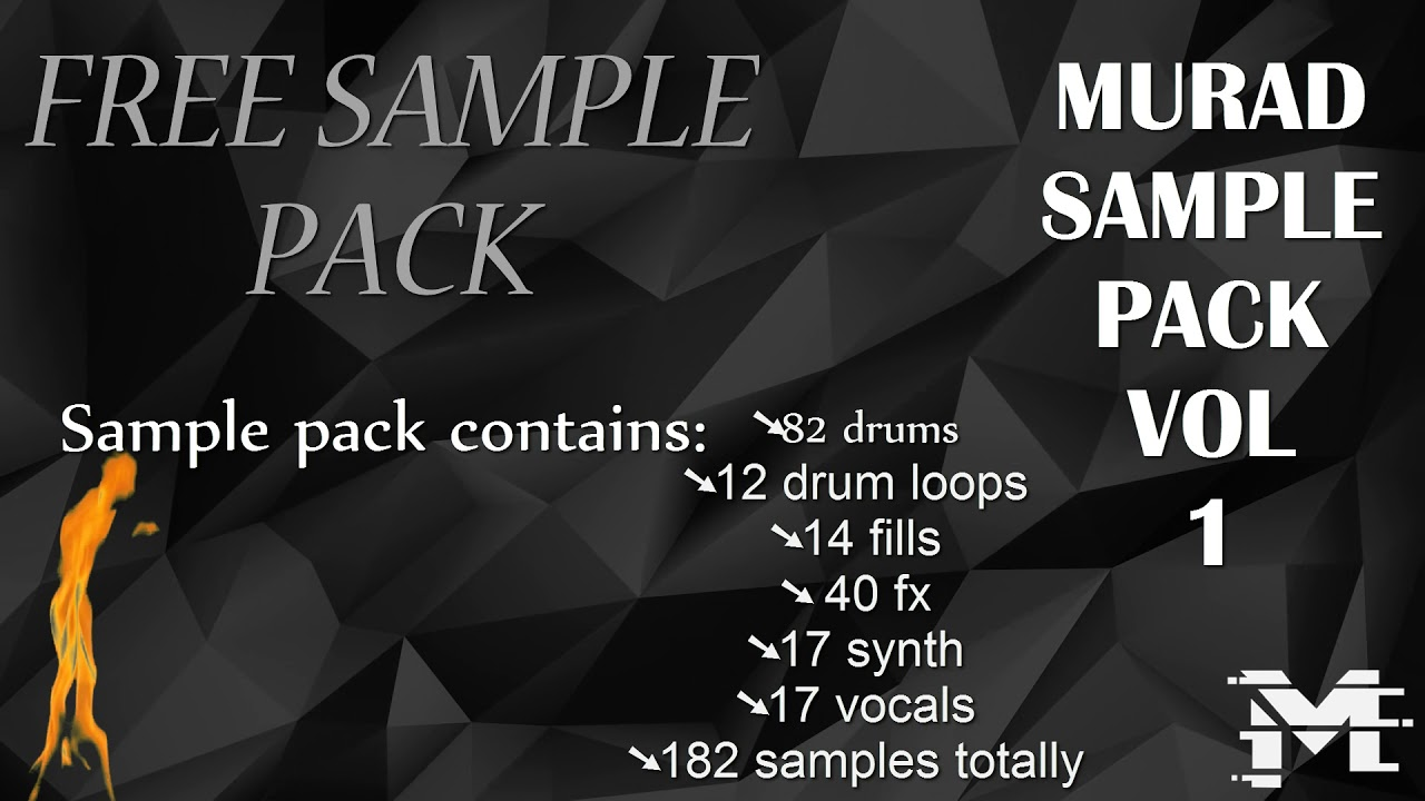 FREE EDM SAMPLE PACK | MURAD SAMPLES Vol 1