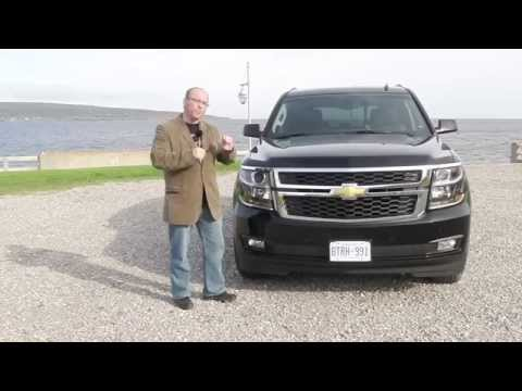 2015 Chevrolet Suburban & Tahoe Review