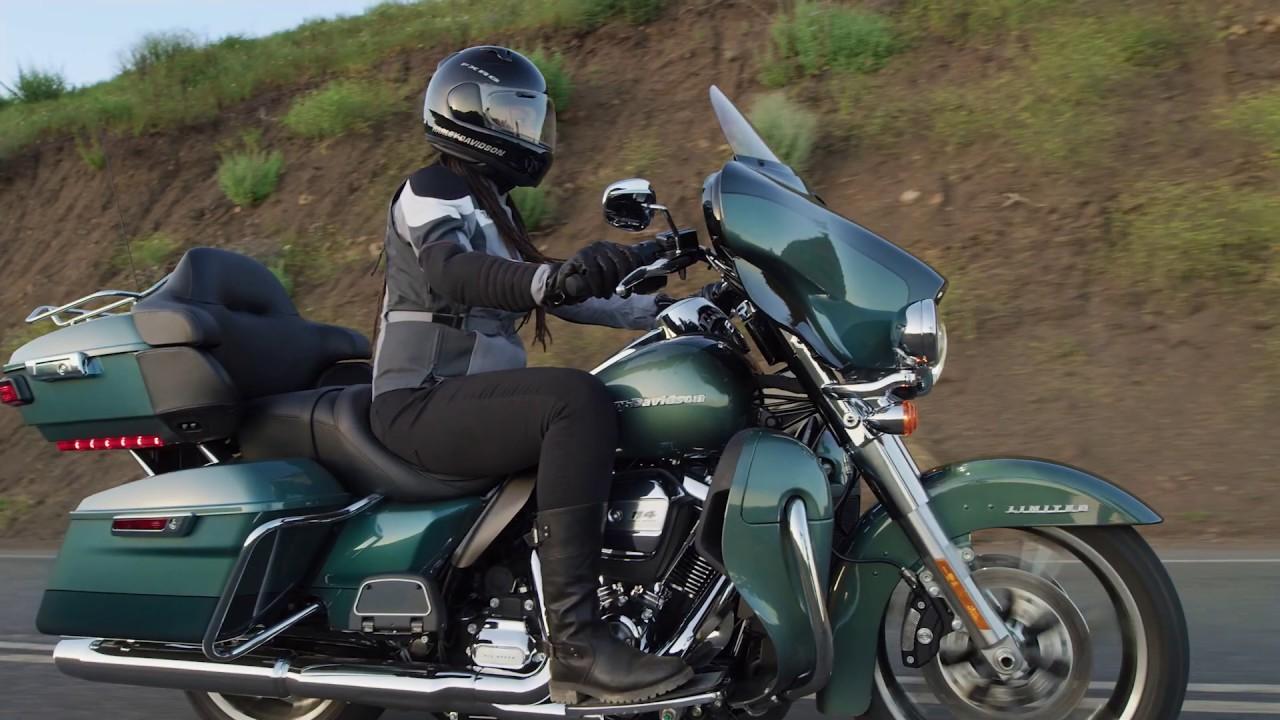Inside the Mind - Ultra Limited   Harley-Davidson