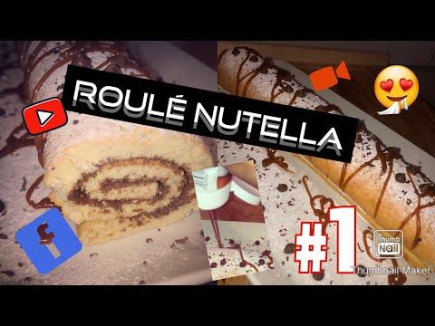 recette-de-gâteau-roulé-au-nutella-🍫-facile-rapide-et-délicieux-en-moins-de-5-minutes