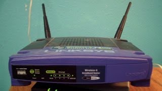 Converting Cheap Router to Wireless AP Instructions