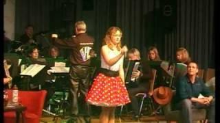 HC-Revue 2009: 50-60er Medley Teil 2  Siebzehn Jahr,   (Harmonika-Club Au am Rhein)