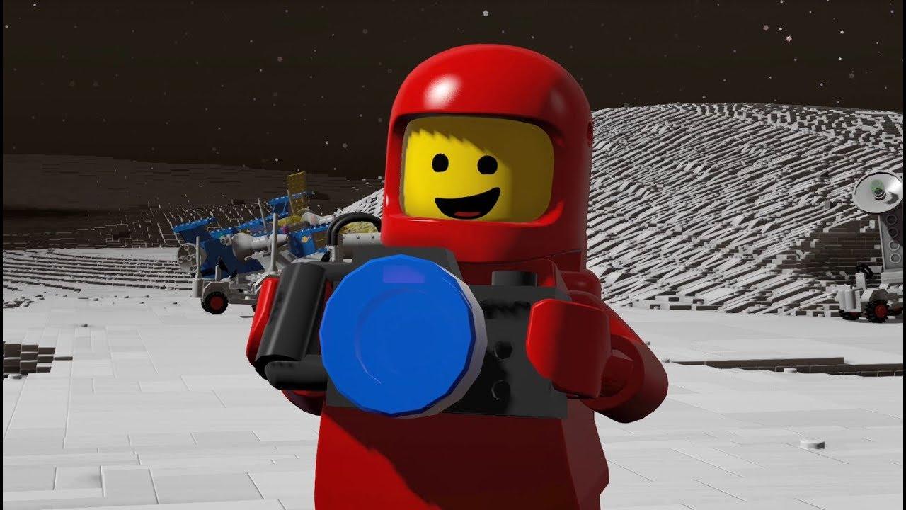 El DLC Classic Space de LEGO Worlds ya está disponible
