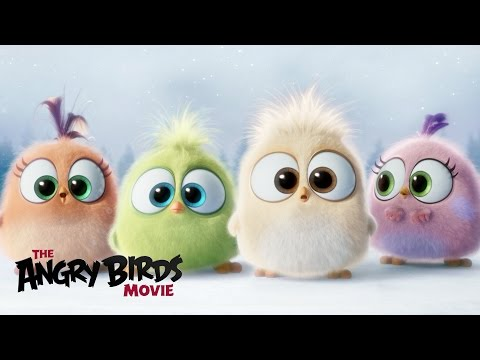 The Angry Birds Movie - Season's Greetings from the Hatchlings!