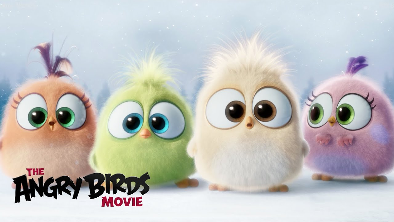 The Angry Birds Movie Season S Greetings From The