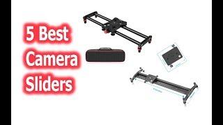 Best Camera Sliders buy in 2019
