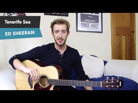 ed-sheeran---tenerife-sea-guitar-lesson-tutorial---easy-beginner-guitar-songs