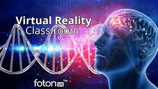 Virtual Reality Classroom at Smt M G Patel Sainik School for Girls