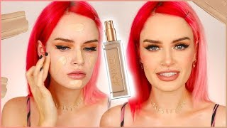 NEW URBAN DECAY STAY NAKED FOUNDATION!