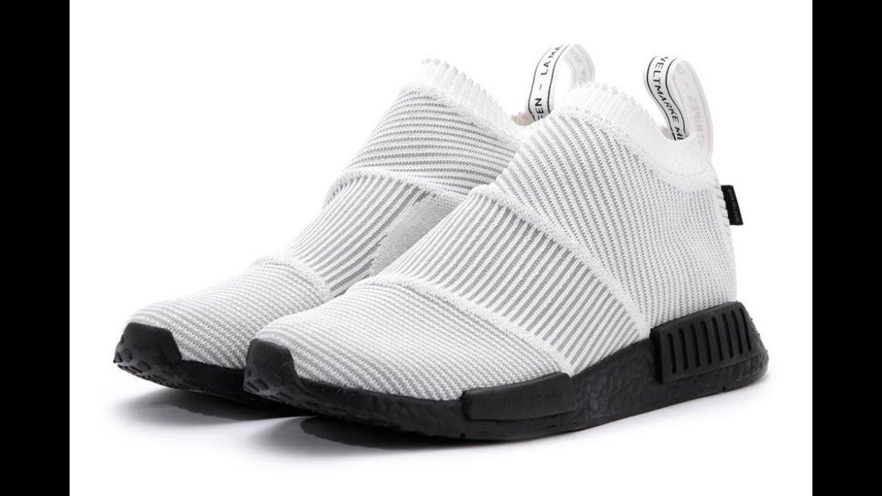 df5bcbec55494 GORE TEX NMD City Sock Release Date Confirmed. Sneaker Freaker 2016