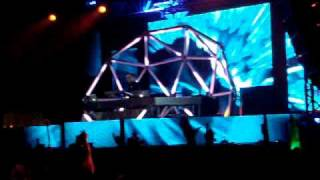 Daniel Nitt - The Falling Paul Van Dyk Club Dub Remix Metropolis Arena Skopje Macedonia