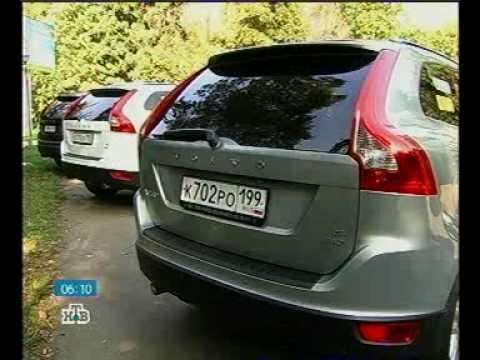 Автопробег по русскому бездорожью на внедорожниках Volvo (XC60, XC70, XC90) — обзор Севы Кущинского
