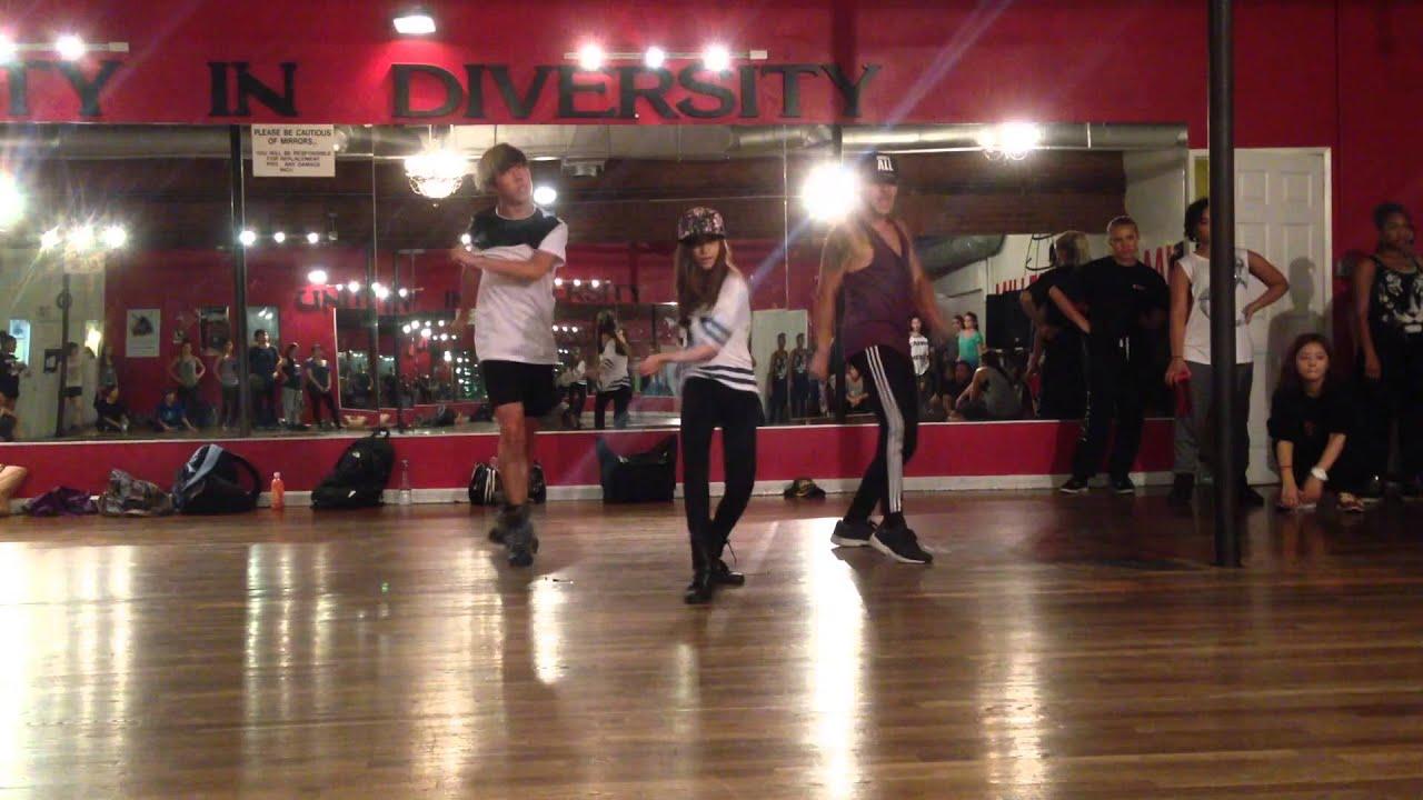 Aaliyah 's More than a Woman. Choreo by Hamilton Evans @ Millennium Dance Complex