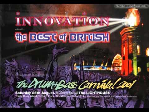 DnB Carnival 2001 MAMPI SWIFT & JUICEMAN