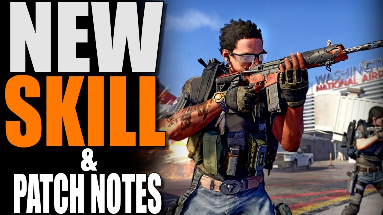THE DIVISION 2   NEW EXPLOSIVE TRAP SKILL AND TU9.1 PATCH NOTES REVIEW thumbnail