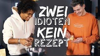 Zwei IDIOTEN kochen OHNE Rezept ! mit Joeys Jungle