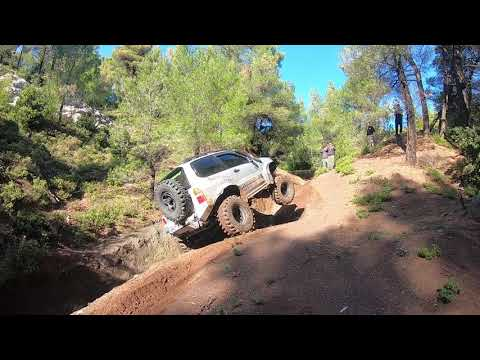 Extreme Off-road Grand Vitara With Solid Axles