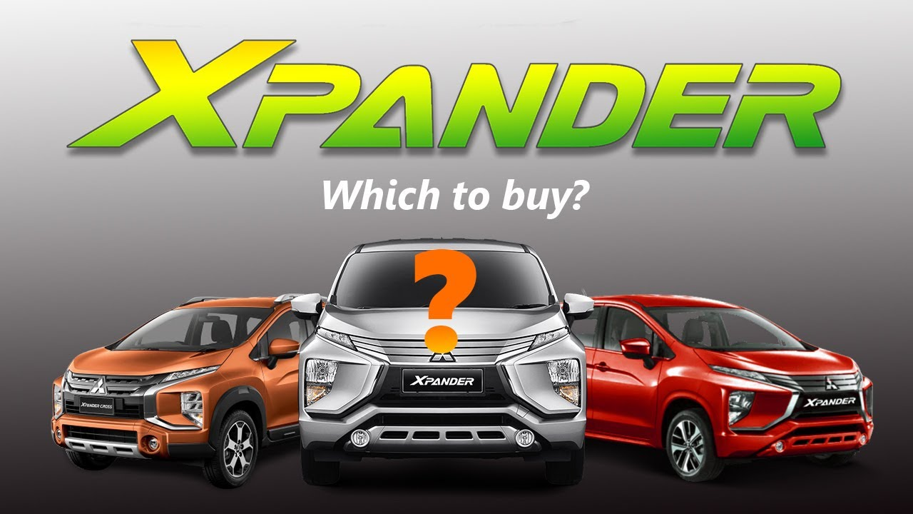 Which 2020 Mitsubishi Xpander Should You Buy Variant Comparison
