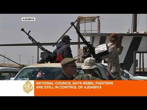 Latest on Libya