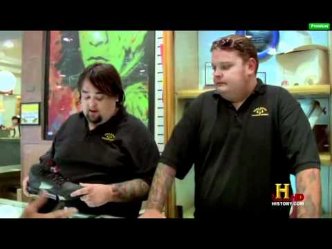 Guy gets robbed for his Jordans by ChumLee