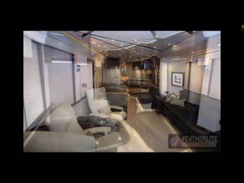 Featherlite Coaches Vantare' Prevost Bus Conversion Executive Coach