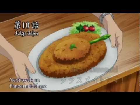Girls Und Panzer Episode 11 English Sub Preview