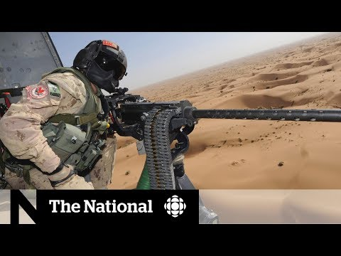 What will Canada's peacekeepers face in Mali?