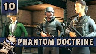 Phantom Doctrine - KGB Campaign - Part 10 - Pacifist