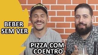 'Pizza com Coentro