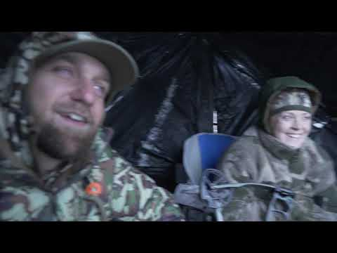 Tradition Episode 26: COUPLES HUNT. Late Archery Washington!