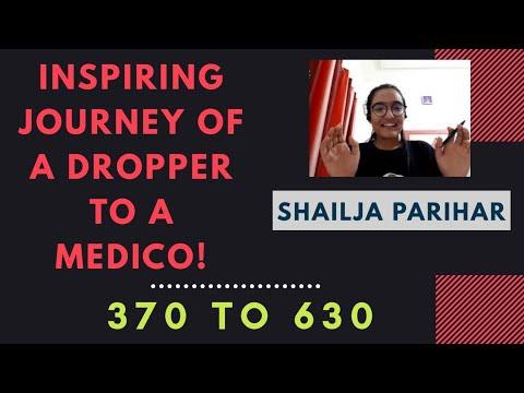 Download An Average student Who CRACKED NEET!🔥 Shailja Parihar | TARGET MEDICAL