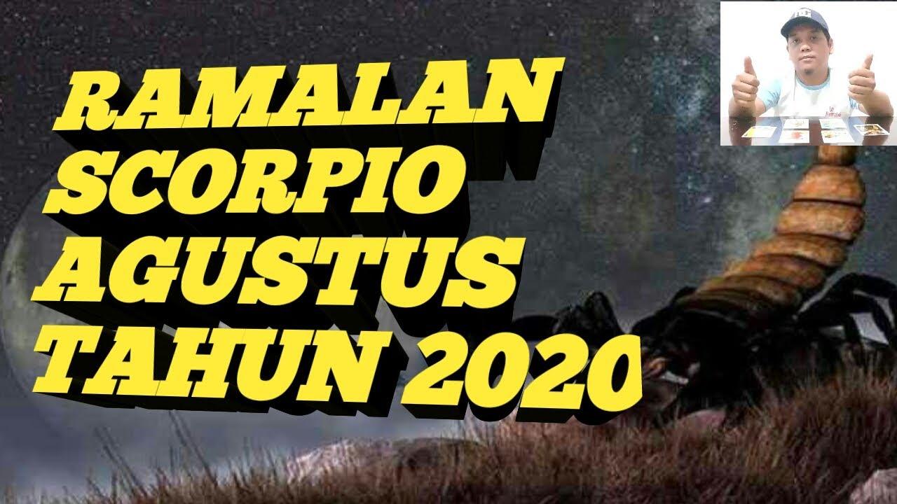 Ramalan Scorpio Agustus 2020 - Kemungkinan Yang Terjadi Pada Scorpio Di Agustus Tahun 2020