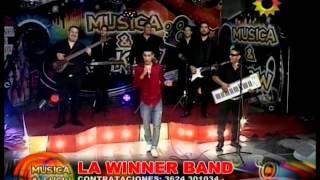 Winner Band Ya No Tengo Lagrimas en Musicay Show Sab 09 04 16
