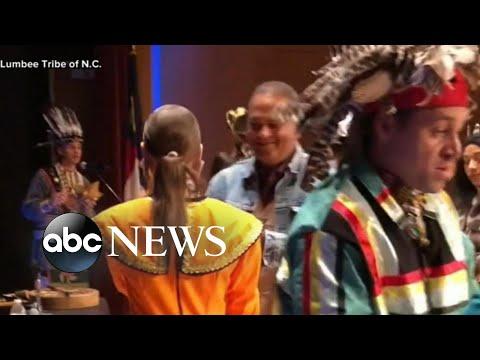 North Carolina's Lumbee Tribe Swing Vote