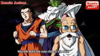 Dragon Ball Super | 96 100 ⚡️ Super Saiyan 2!! ☄️  Remix Anime