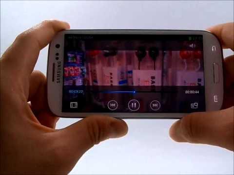 [ Review ] : Samsung i9300 Galaxy S3 (พากย์ไทย)