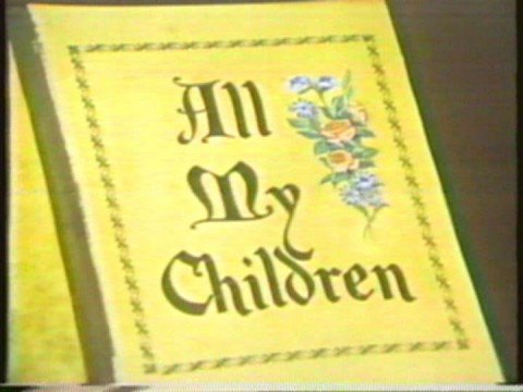All My Children April 19, 1983 - 1 of 5 streaming vf